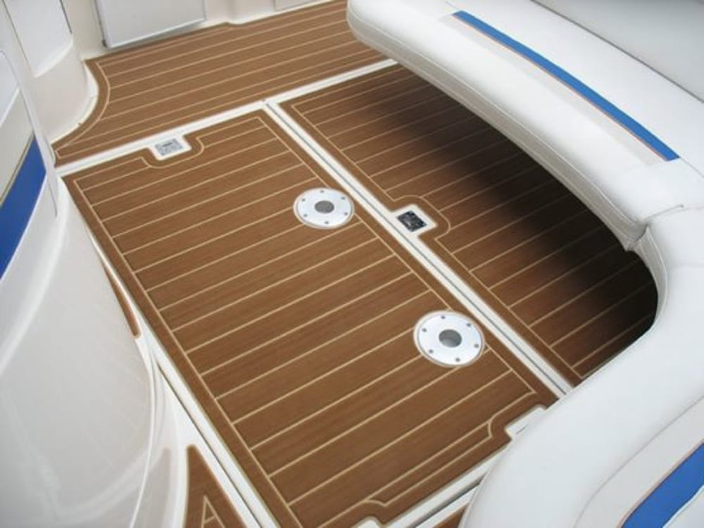 Cruisers Yachts Teak And Holly Marine Flooring Castaway