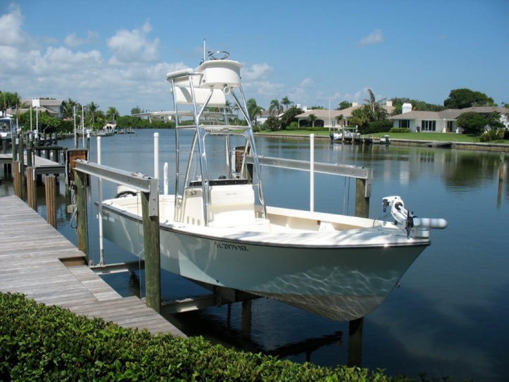23 Shaffer Boat