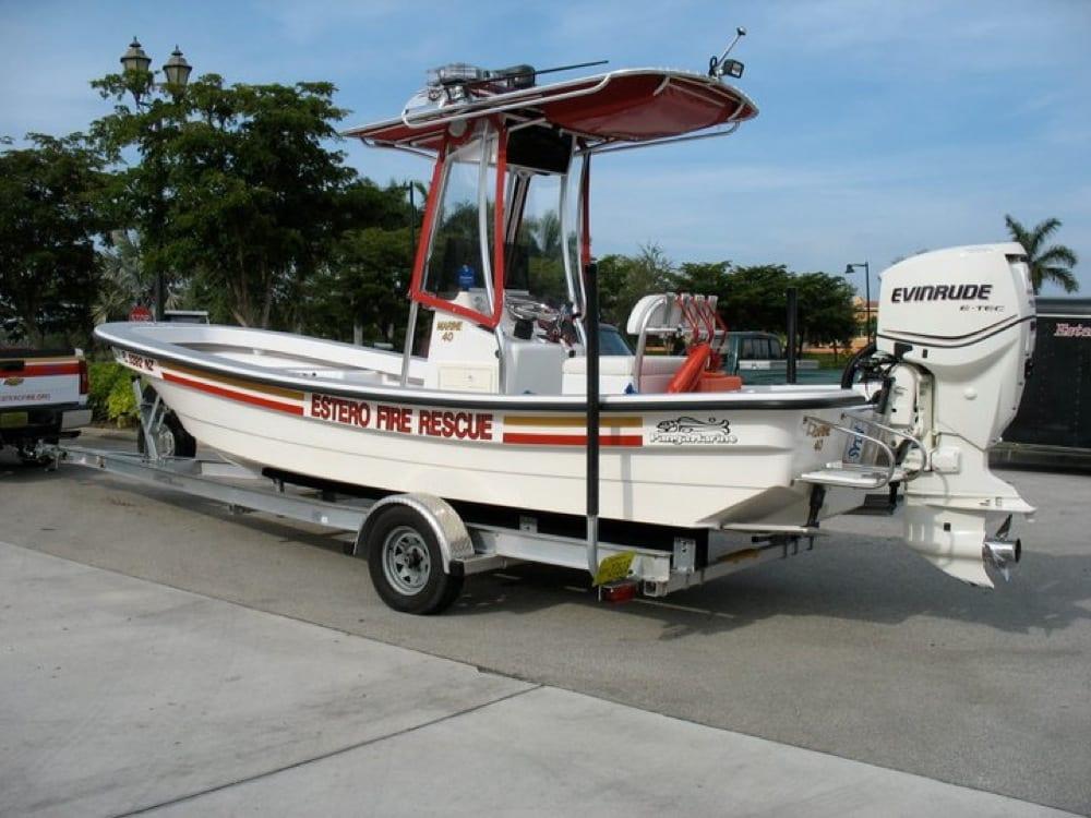 Panga Marine 22' Boca Grande