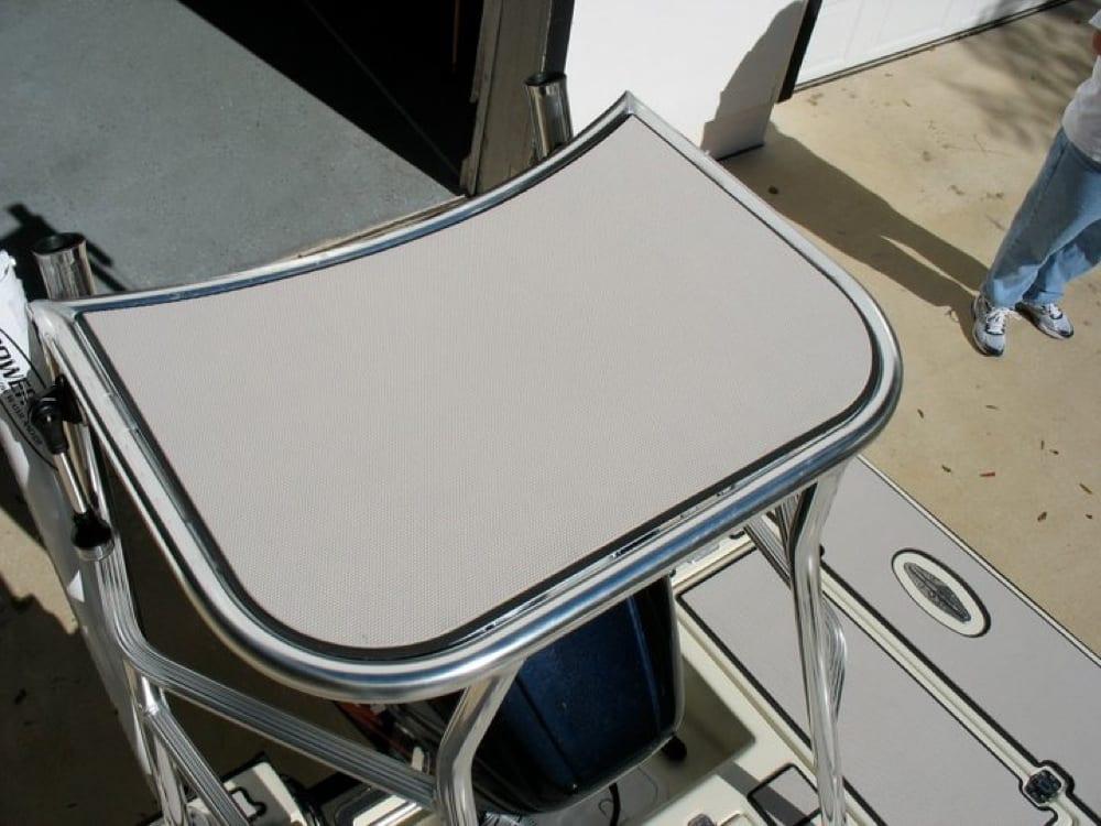 Nice and comfy poling platform pad