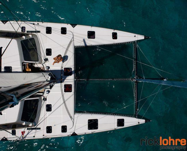 Castaway Customs Gunboat Custom SeaDek Marine Flooring