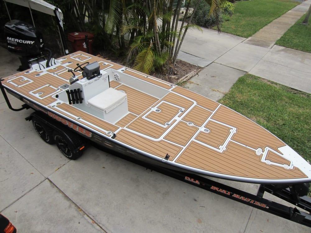 Flats Boats | Castaway Customs