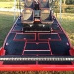 custom seadek diamondback airboat