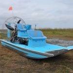 custom seadek hamant airboat