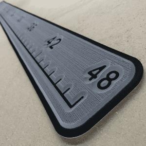 "48"" SeaDek Rulers"