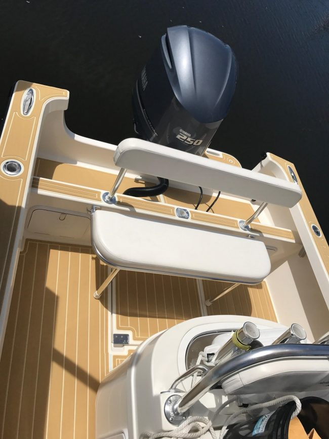 Castaway Customs Albury Brothers Boats Custom SeaDek Faux Teak Marine Flooring