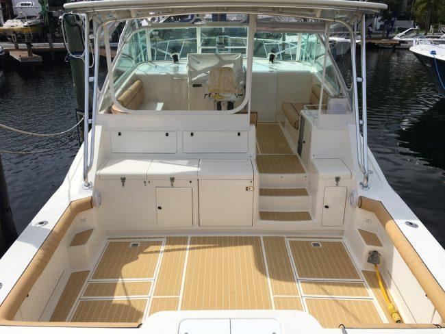 Castaway Customs Cabo Yatchs Custom SeaDek Marine Flooring
