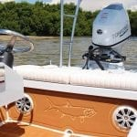 Castaway Customs Cayo Boatworks Skiff Custom SeaDek Flats Boat Marine Flooring