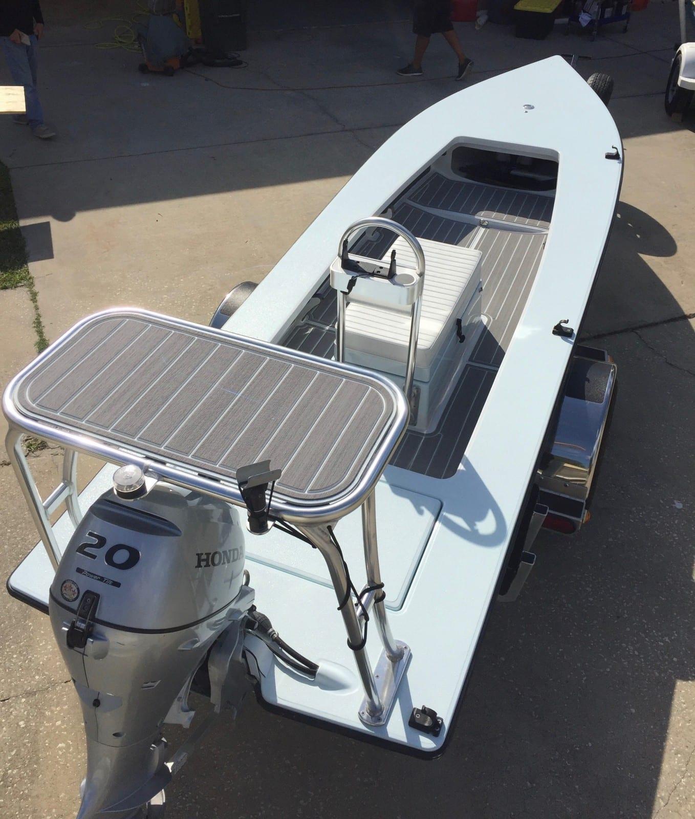 Flats Boats & Skiffs   Castaway Customs