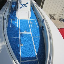 Castaway Customs Contender Boats Custom SeaDek Offshore Fishing Marine Flooring