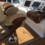 Castaway Customs Spencer Yatchs Custom SeaDek Marine Flooring