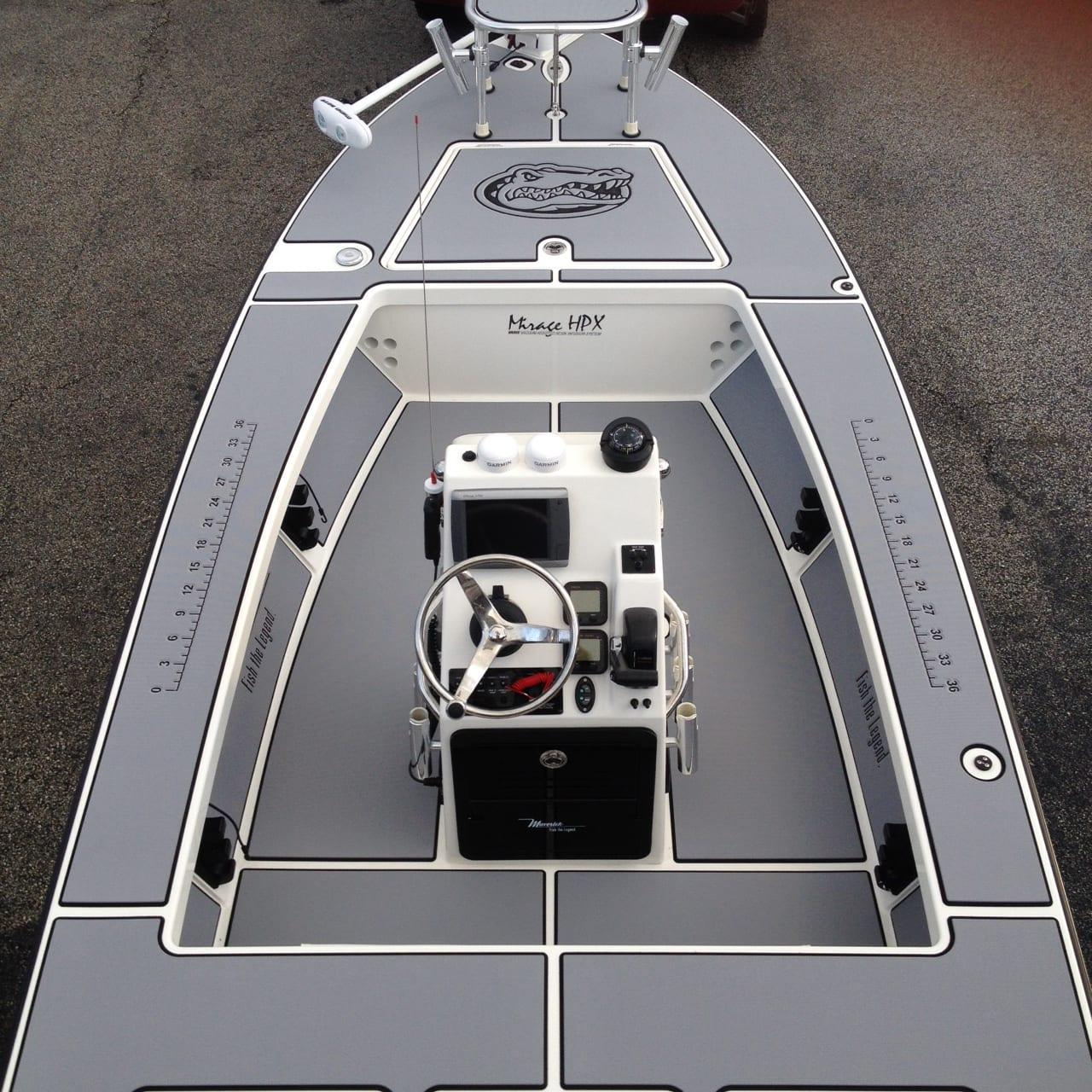 Flats Boats & Skiffs | Castaway Customs