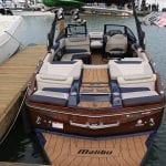Castaway Customs Malibu Wake Boat Custom SeaDek Marine Flooring