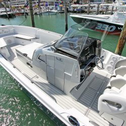 Castaway Customs Nortech Performance Boats Custom SeaDek Offshore Powerboat Marine Flooring