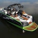Castaway Customs Nautique Wake Boat Custom SeaDek Marine Flooring