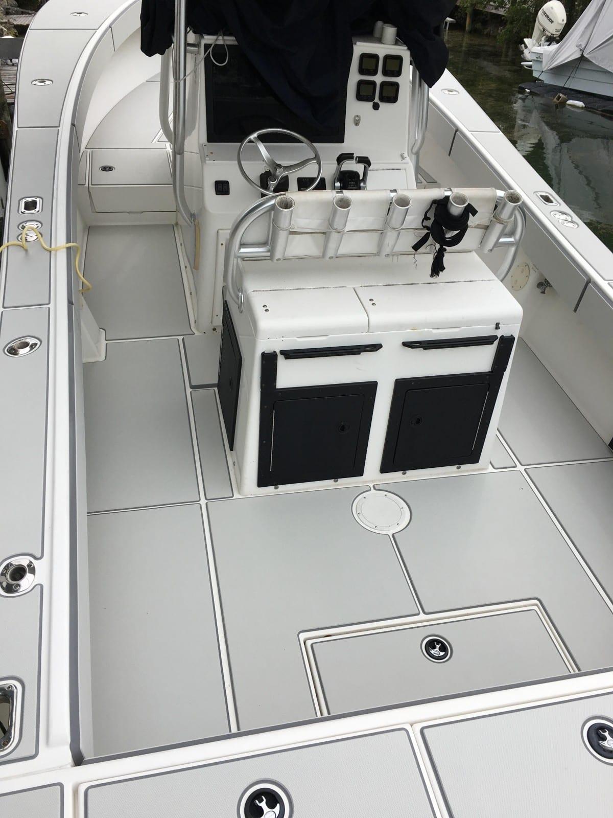 Center Consoles Castaway Customs