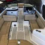 Castaway Customs Sea Ray SLX Custom SeaDek Faux Teak Marine Flooring
