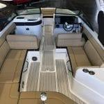 Castaway Customs Sea Ray SLX Custom SeaDek Faux Teak Marine Flooring